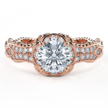 5903eca1f233 Помолвочное кольцо ER7 — Ricchezza — ювелирные изделия