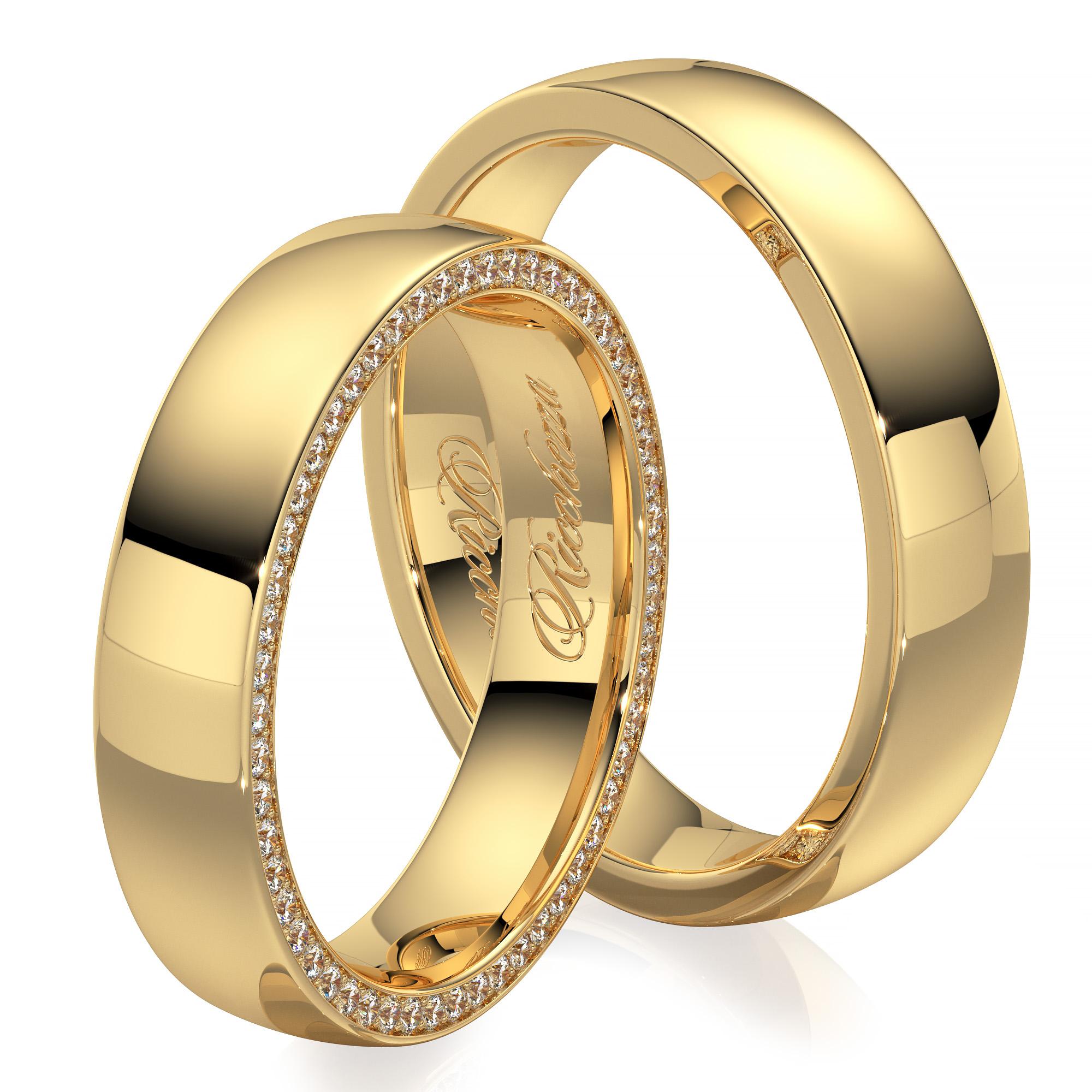 Кольца свадебные цена