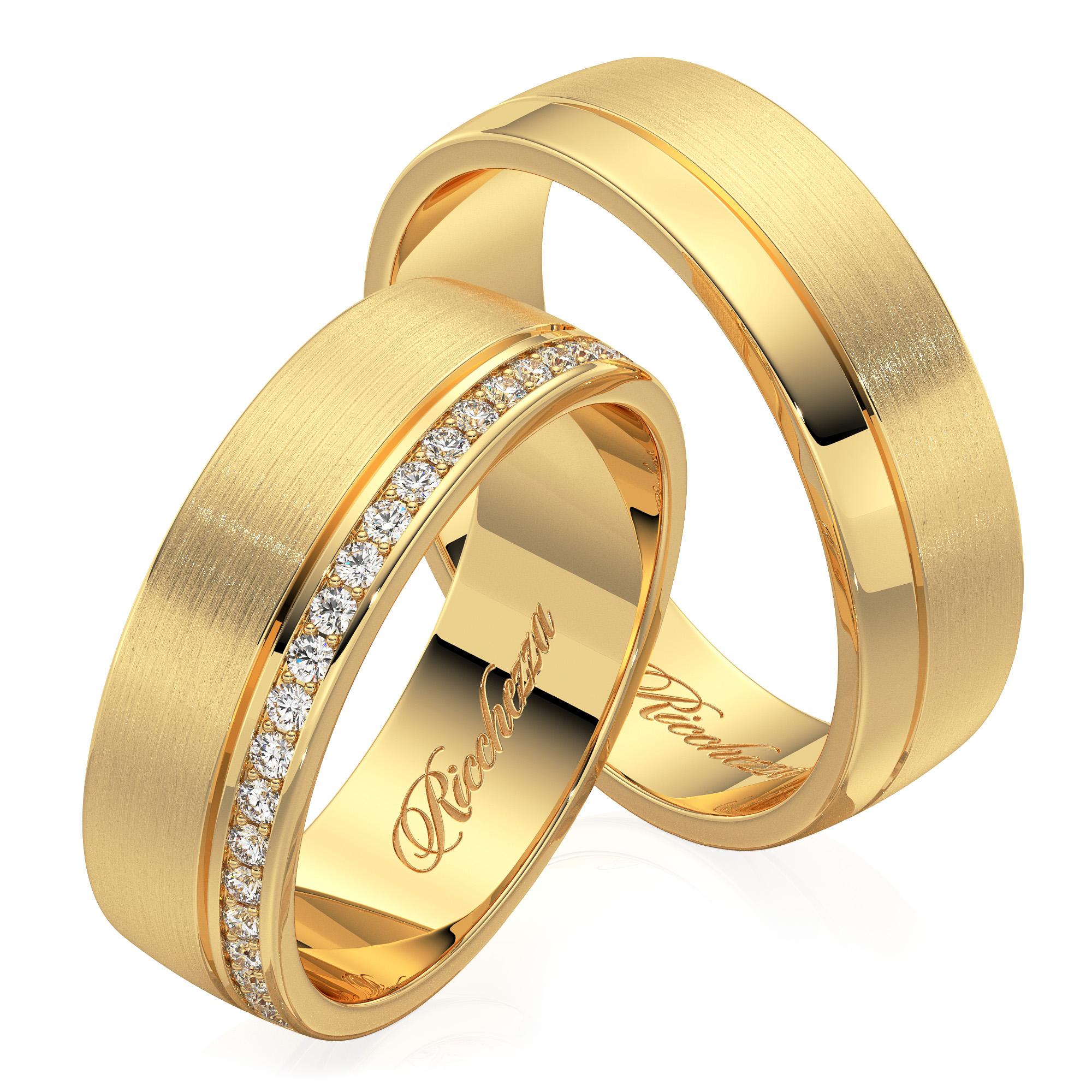 Свадебные кольца цены
